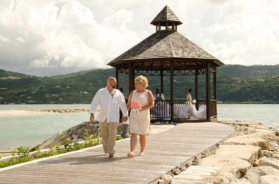 Alex's Secrets Wild Orchid Jamaica Wedding