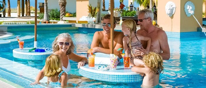 beaches turks and caicos is great for family weddings