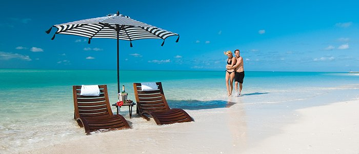 Turks and Caicos Honeymoon at Beaches