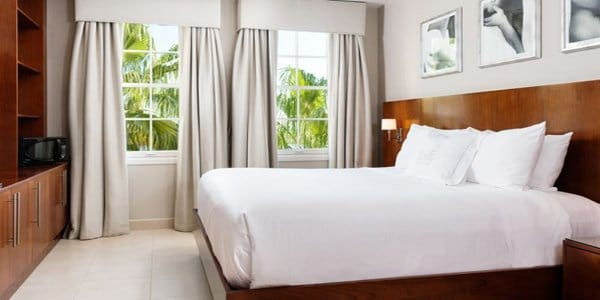 Blue Haven resort offers luxury garden view rooms