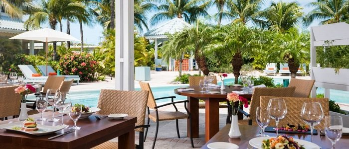 Beach House Turks Caicos all inclusive resort