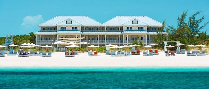 Beach House Turks Caicos all inclusive