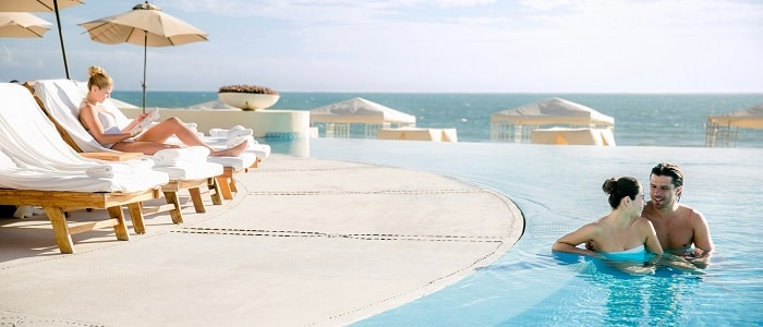 all inclusive honeymoon in Mexico at Velas Resorts