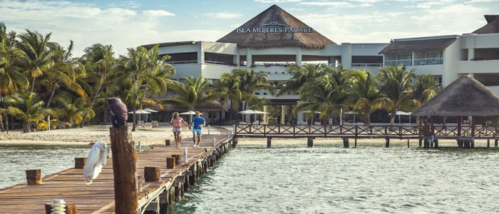Isla Mujeres Palace all inclusive resort