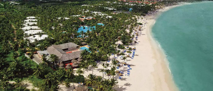 Melia Caribe Tropical Resort Punta Cana All Inclusive Honeymoon Wedding And Vacation Packages