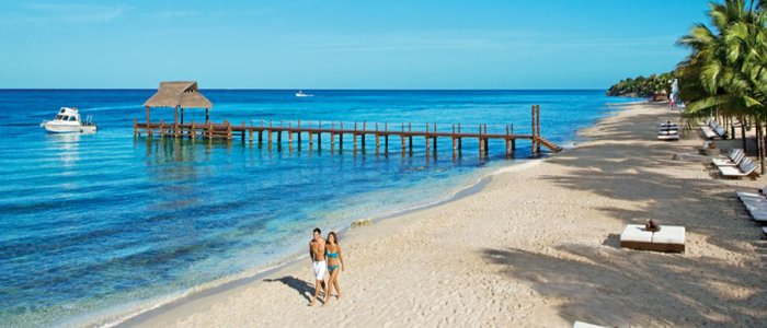 all inclusive honeymoon in Mexico