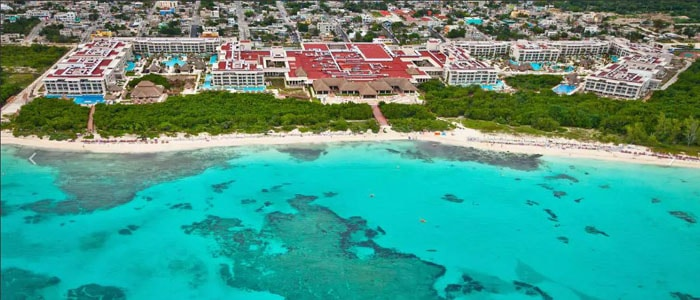 Paradisus Playa del Carmen La Esmeralda, All Inclusive Honeymoons