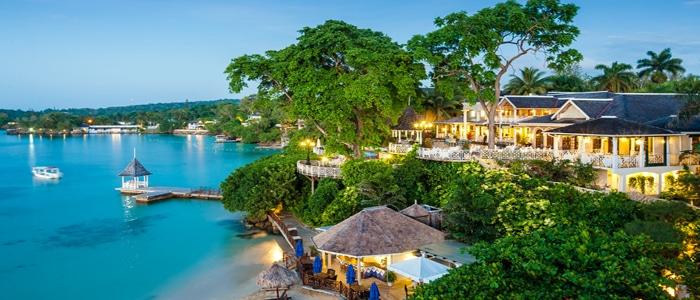 All Inclusive Jamaica Honeymoon: Sandals Royal Plantation