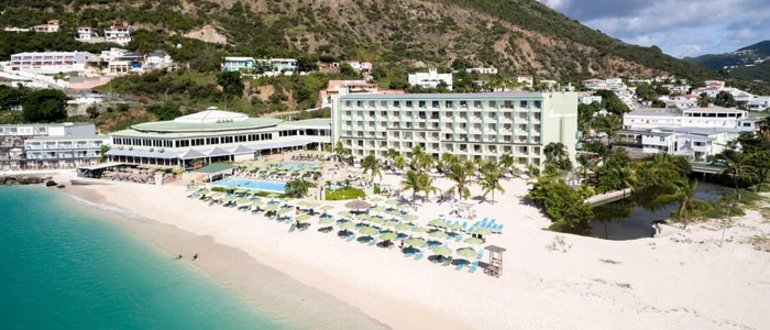 Sonesta Great Bay Beach Resort And Spa All Inclusive St Maarten Honeymoons Vacations