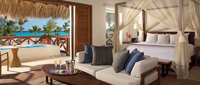 Preferred Club Bungalow Master Suite Ocean Front