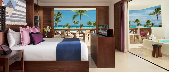 Preferred Club Master Suite Plunge Pool Ocean Front