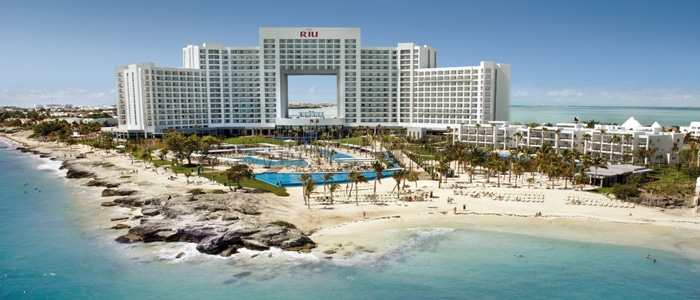 Italian Honeymoon Packages All Inclusive: Riu Palace Peninsula, All Inclusive Cancun Resort