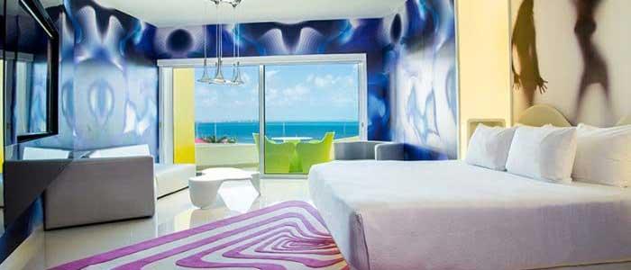 Bash Tower Ocean View suite