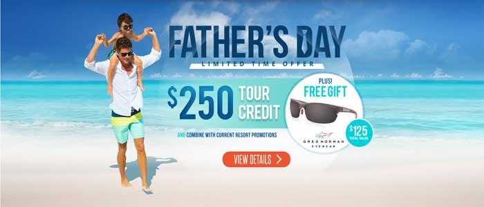 Father's Day Sale at Beaches!!