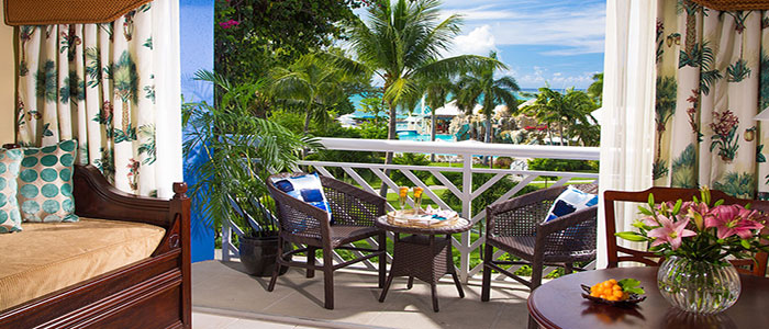 Caribbean Honeymoon Grande Luxe King - GK