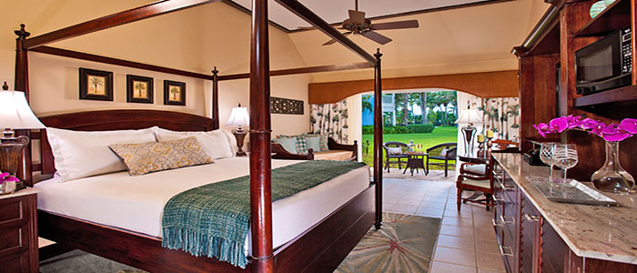 Caribbean Honeymoon Premium Walkout Room King - HPK