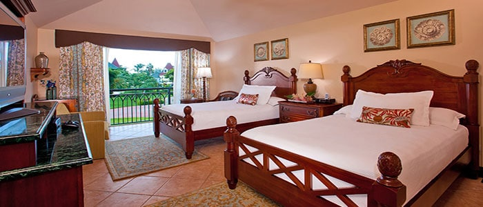 French Village Honeymoon Luxury Room Double - HFD