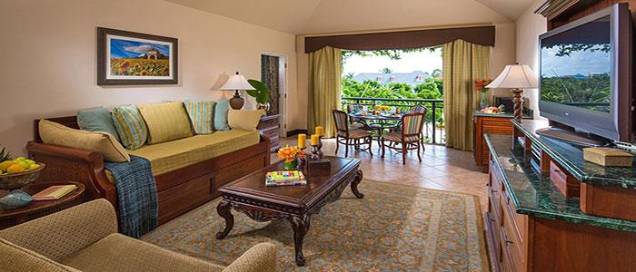 French Village Three Bedroom Concierge Suite - F3