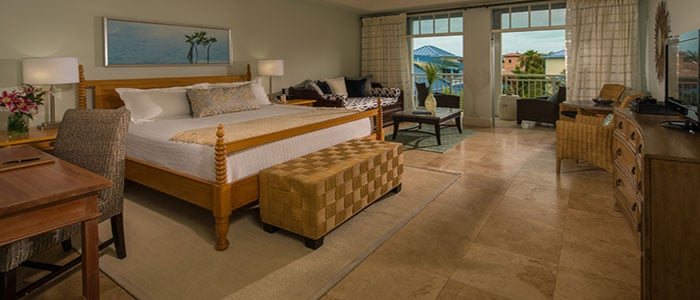 Key West Grande Luxe Concierge Room - CPG
