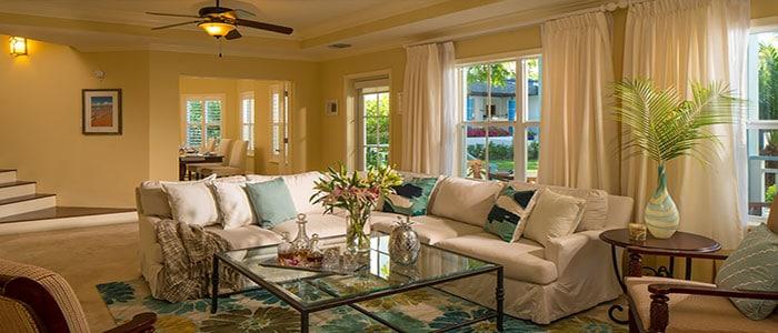 Key West Oceanview Four Bedroom Butler Villa Residence - 4VO