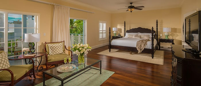 Key West Oceanview Three Bedroom Butler Villa - 3VO