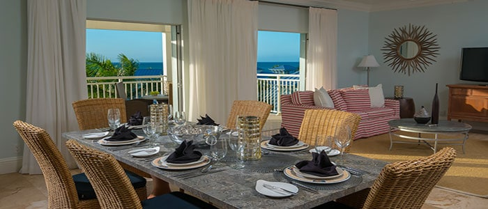 Key West Oceanview Two Story, Two Bedroom Butler Suite - 2BO