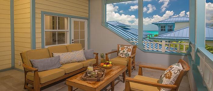 Key West Three Bedroom Gardenview Butler Villa - 3KB