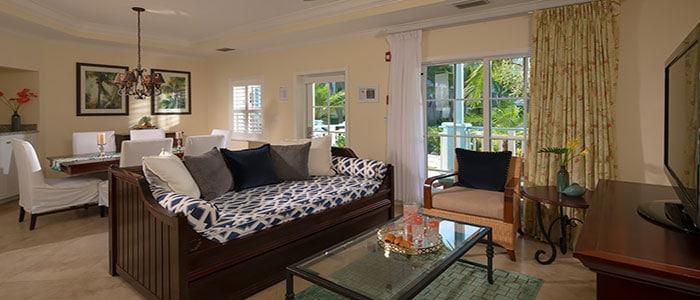 Key West Two Bedroom Concierge Suite - G2B