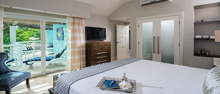 Seaside Honeymoon One Bedroom Concierge Villa Suite - LV1