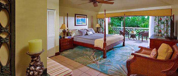 Seaside Honeymoon Luxury One Bedroom Concierge Suite - HG1