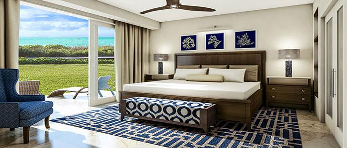 Seaside One Bedroom Concierge Villa Suite - S1