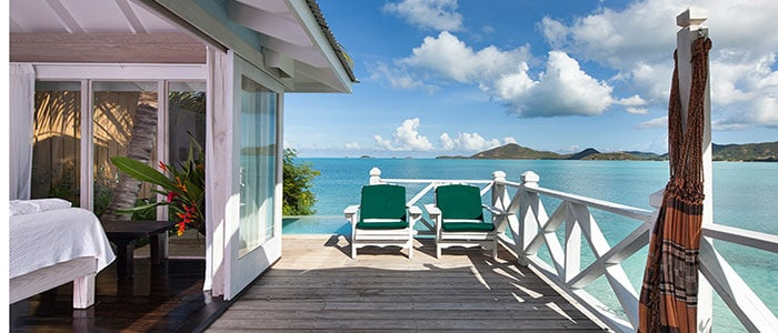 This could be your view for the week at Coco Bay