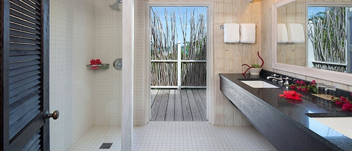 Tropical Bathrooms are so amazing on your vacation