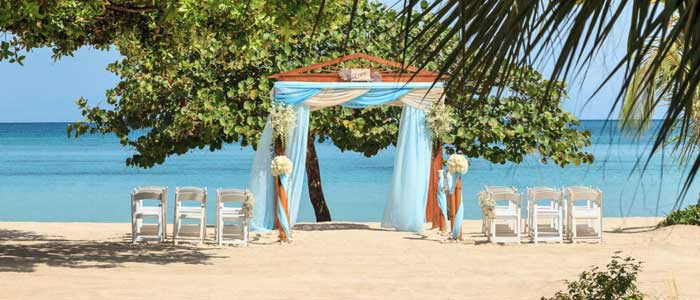 Book your destination wedding at Couples Resorts