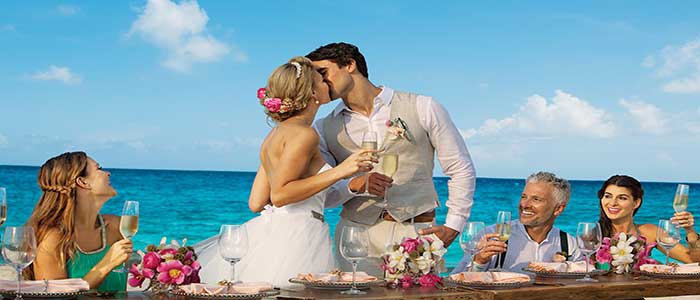 Bring the whole family for a beautiful and affordable destination wedding