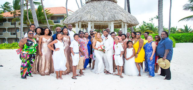 Dreams Punta Cana destination wedding