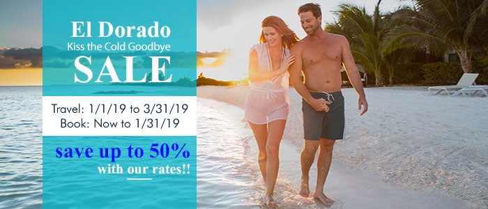 Book El Dorado NOW and Save $