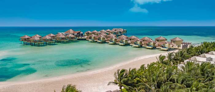 Book your over water bungalow today - best price guarantee!!