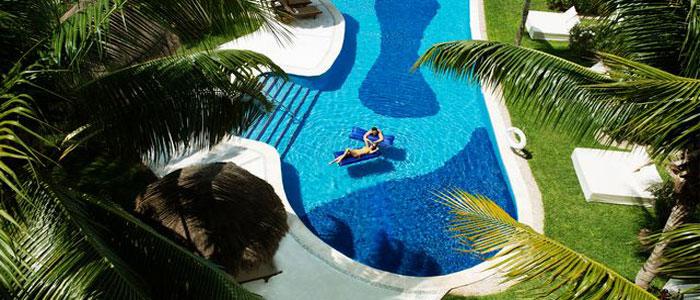Excellence Club Jr Suite Swim Up Oceanview