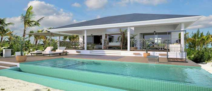 Brand New Beach Villas at Excellence Oyster Bay