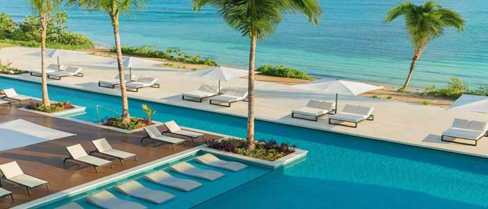 Excellence Oyster Bay all inclusive luxury resort
