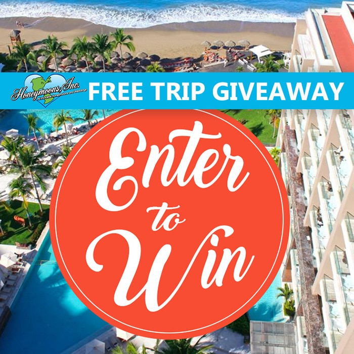 Enter to WIN a FREE TRIP!!