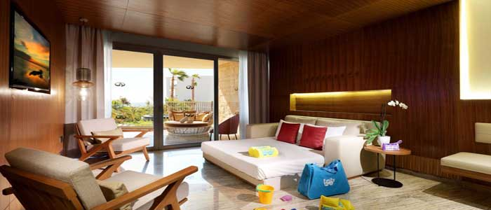 Grand Palladium Costa Mujeres Family Selection Ambassador Suite
