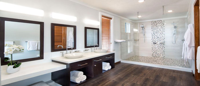 Luxury amenities at Hammock Cove Antigua