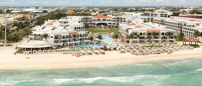 Hilton Playa del Carmen ultimate luxury all inclusive resort