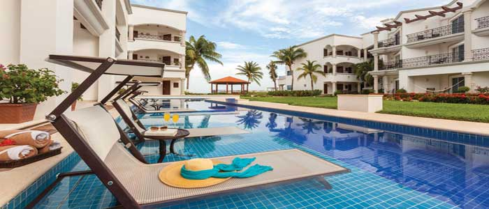 Relax and unwind at the Hilton Playa del Carmen