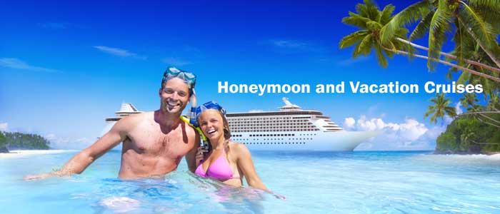 Honeymoon and vacation cruises - made easy
