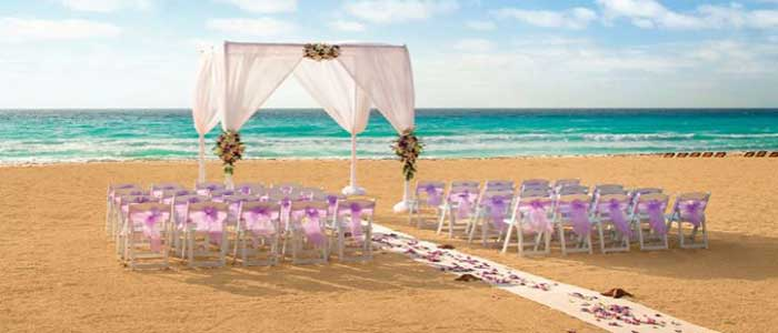 Book your all inclusive wedding at Hyatt