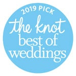 best of weddings knot vendor - let us be your travel advisor