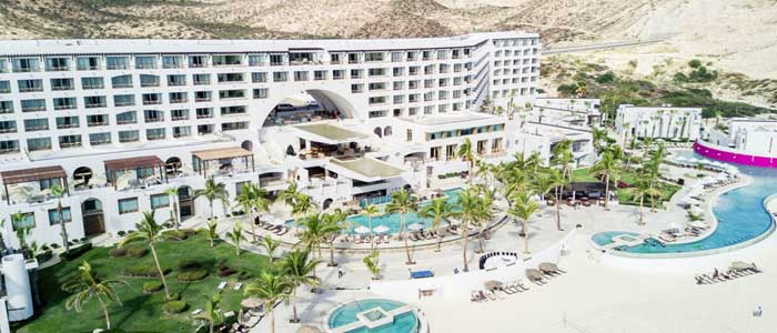 Resort view of Marquis Los Cabos
